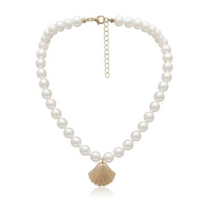 Jewelry - Pearl Choker Necklace Collar